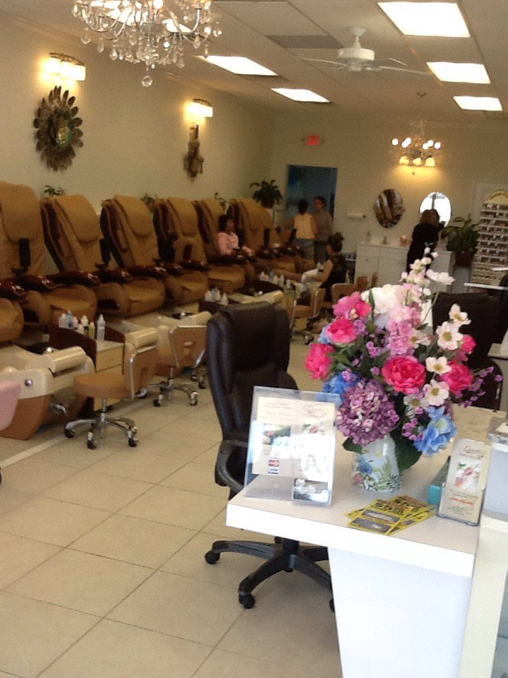 Wilmington Nail Salon Gift Cards - North Carolina | Giftly