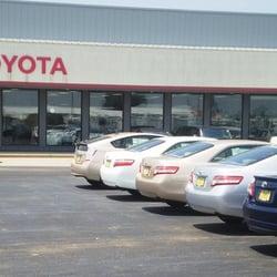 Toyota Danville Il >> Toyota Of Danville Auto Repair 2106 Georgetown Rd Tilton Il