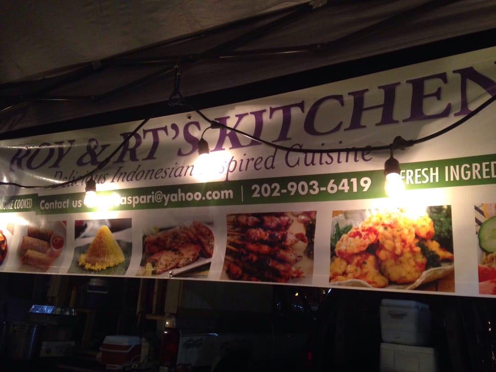 Roy & RT's Kitchen: College Park, MD