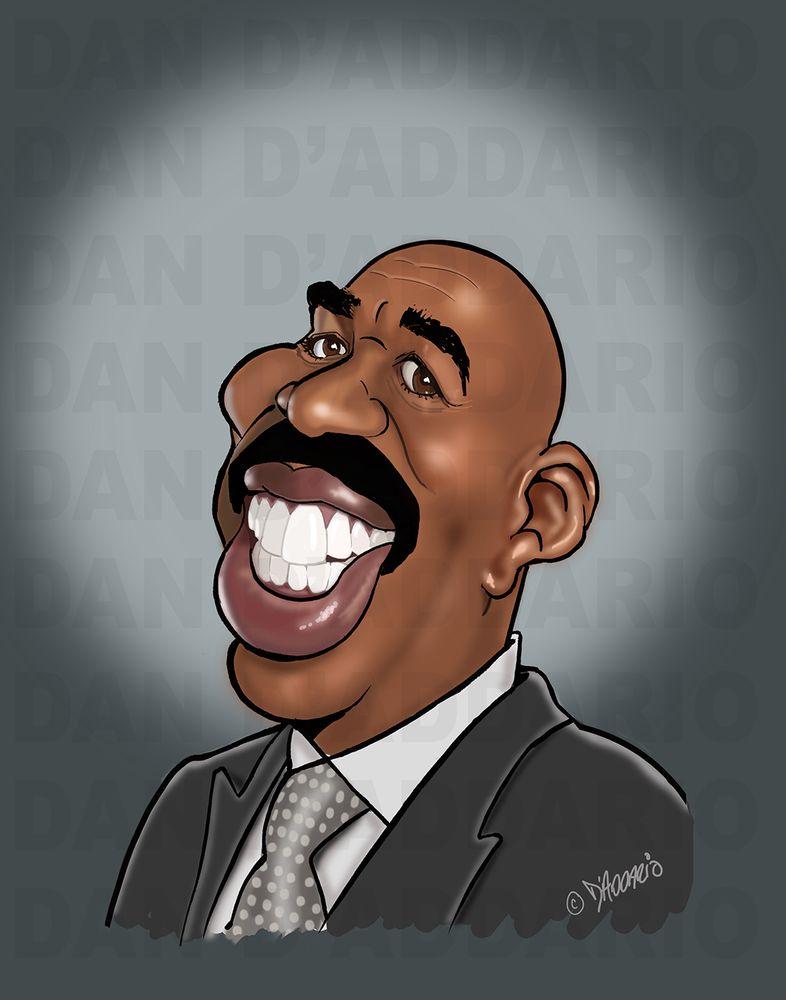 Dan-D Caricatures and Cartoons: Macomb, MI