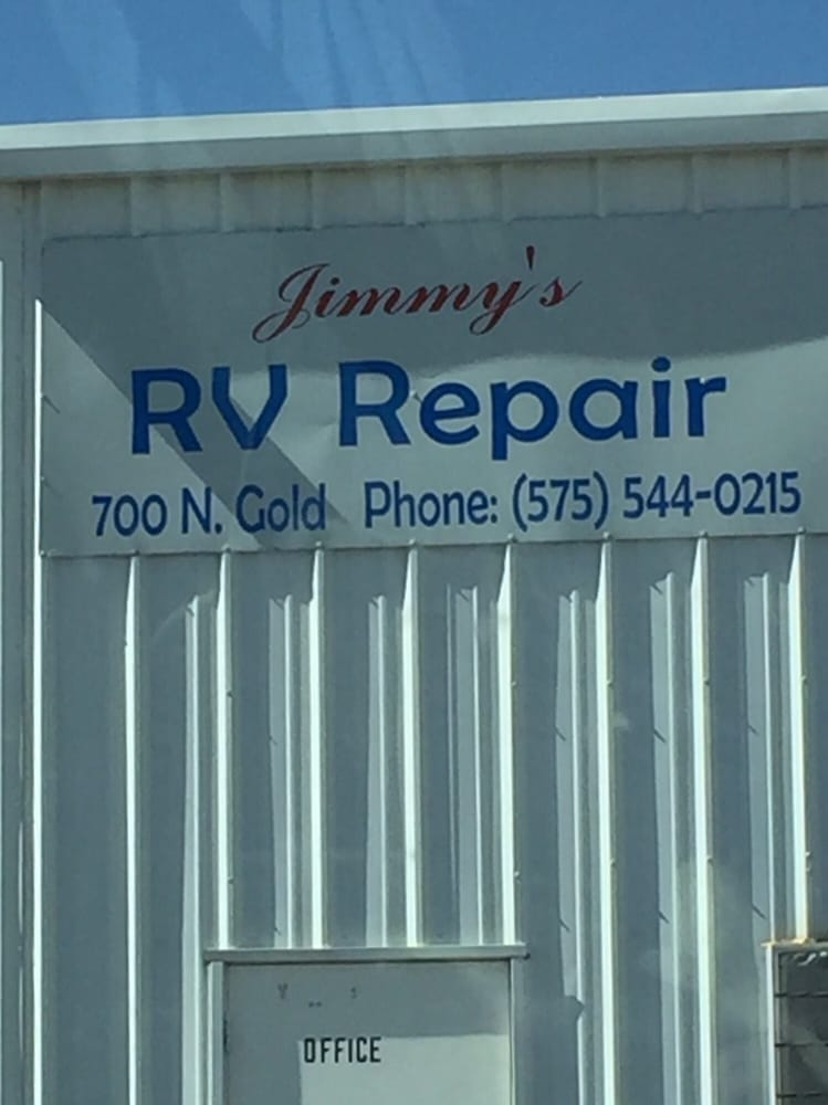 Jimmy's RV Repair: 700 N Gold Ave, Deming, NM