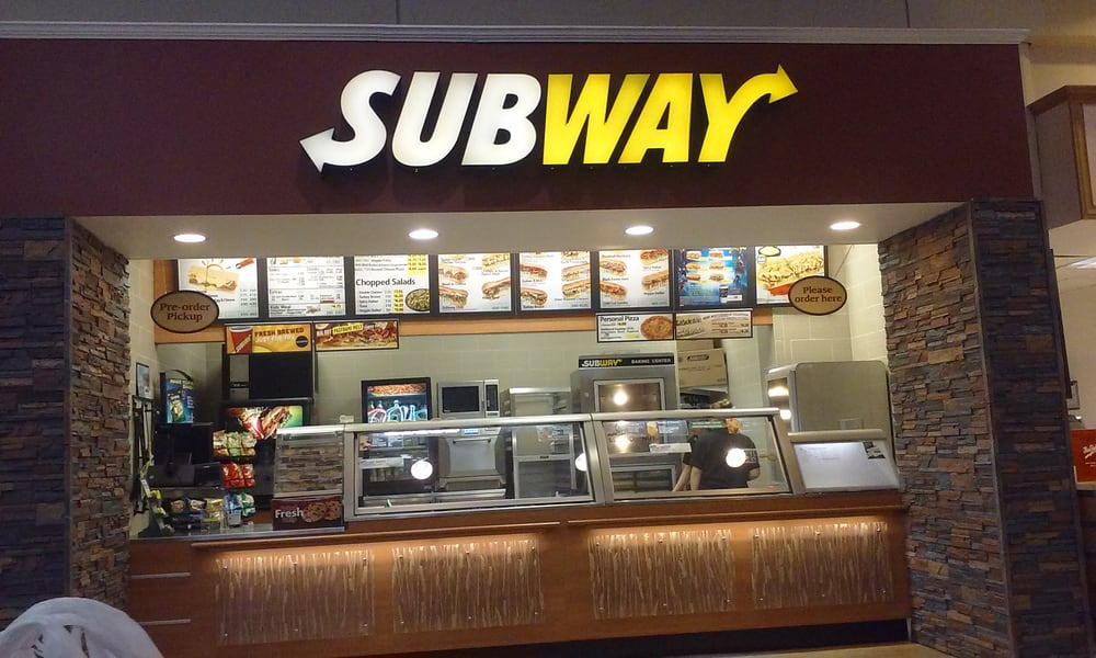 Subway Restaurants Sandwiches 1928 S Commons Federal