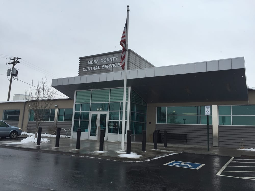 Mesa County Motor Vehicle Office: 2775 Hwy 50, Grand Junction, CO