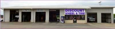Discount Wheel & Tire: 616 S George Nigh Expy, McAlester, OK