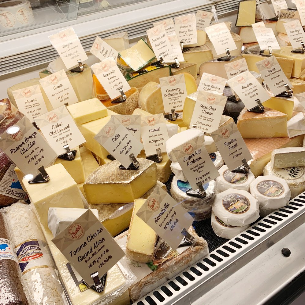 Chantal's Cheese Shop