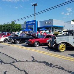 Sherwood Chevrolet Buick Gmc Auto Repair 153 E Tioga St