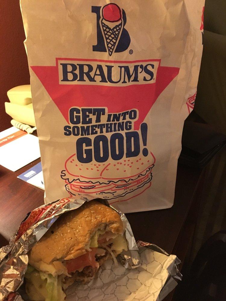 Braum's: Highway 33, Guthrie, OK