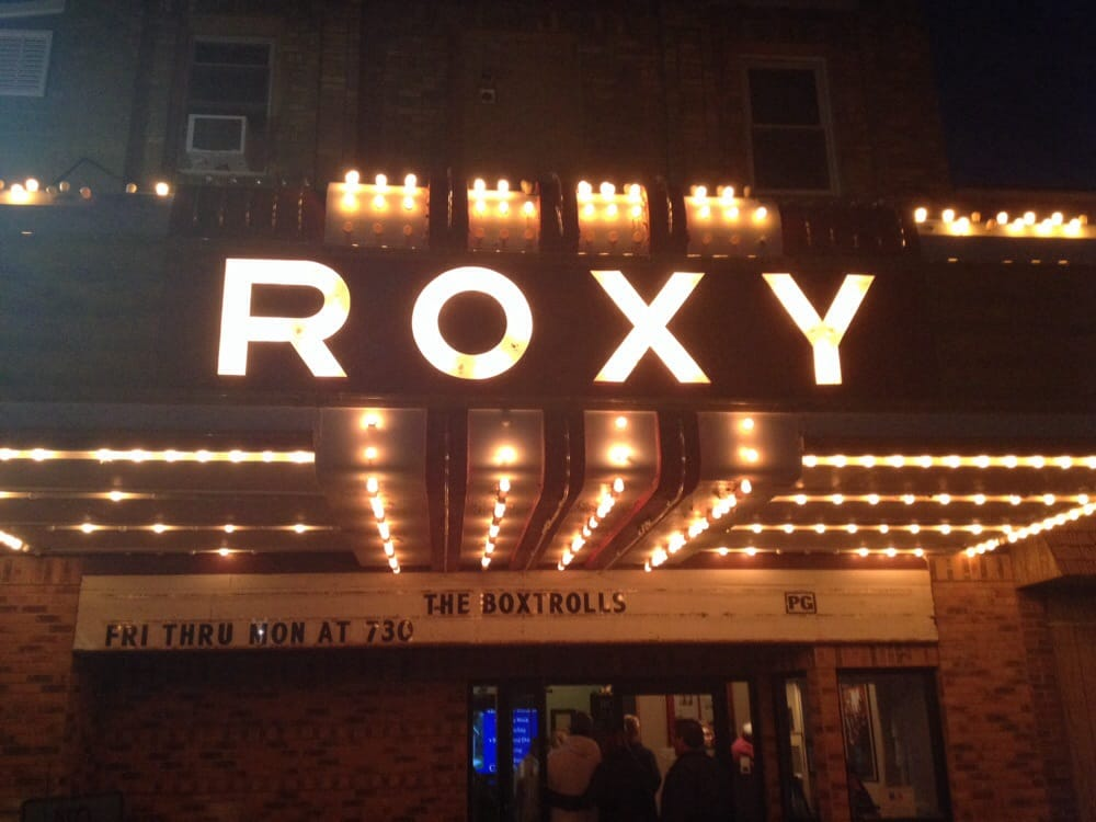 Roxy Theatre: 714 3rd St, Langdon, ND