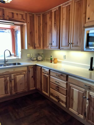 Charmant Photo Of Delta Cabinet Company   Delta, CO, United States. Rustic Hickory