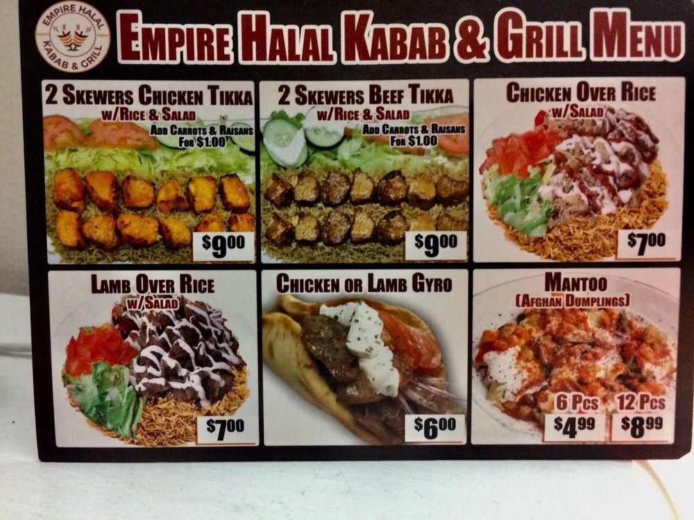 Empire Halal Kabab & Grill