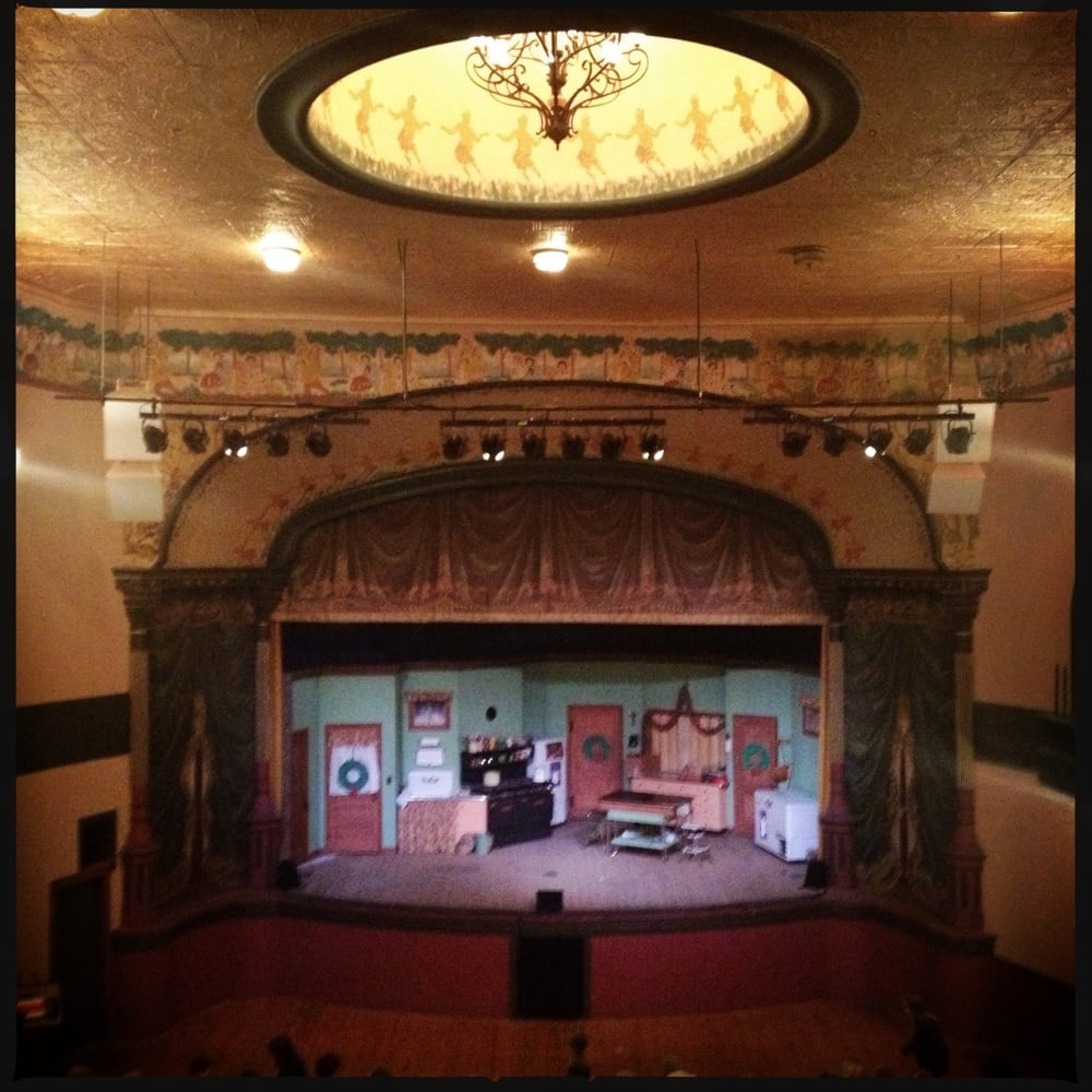 Goss Opera House: 100 E Kemp, Watertown, SD