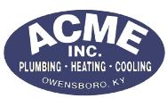 Acme Plumbing & Heating: 2007 Old Henderson Rd, Owensboro, KY