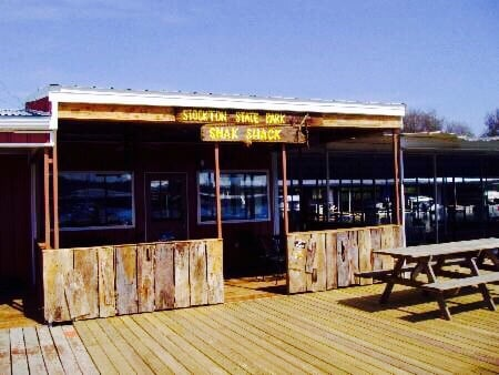 Snack Shack At Stockton State Park Marina: 19100 S Highway 215, Dadeville, MO