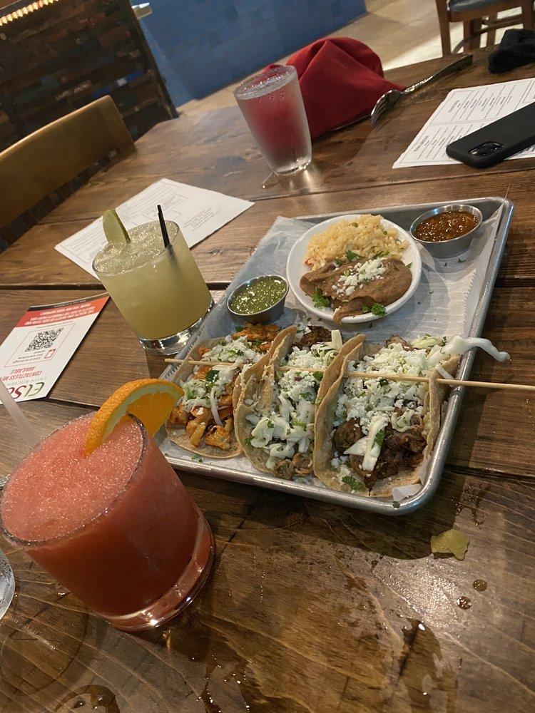 Food from El Sabor Latin Kitchen on Penn