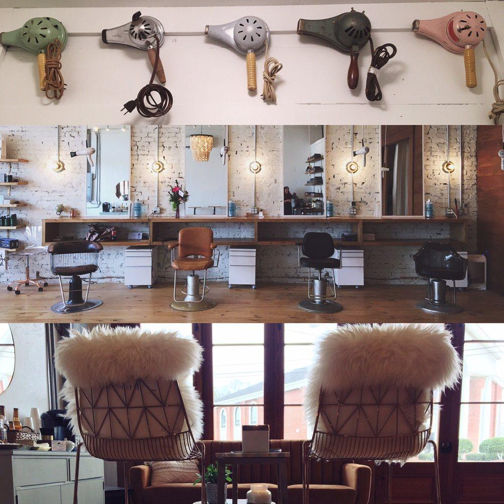 The Glossary Salon: 109 E Main St, Florence, MS