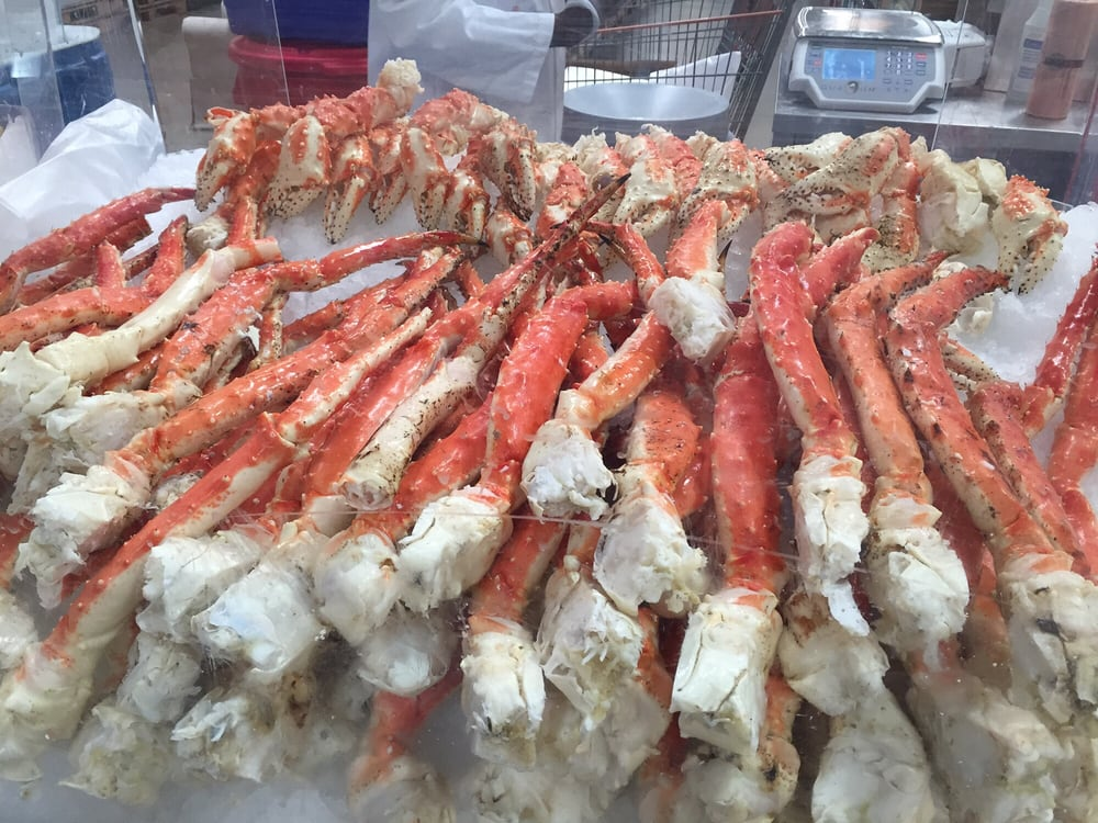 King Crab Legs Costco - 0425