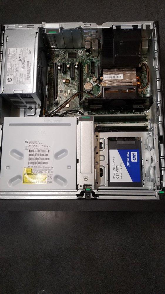 Cornerstone Computers: 705 Crawford Ave, Delta, CO