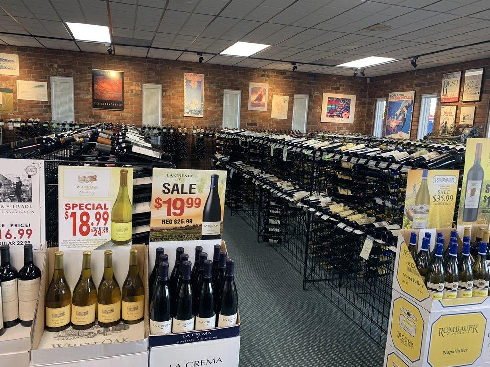 Grapevine Wines & Spirits: 10901 N Rodney Parham Rd, Little Rock, AR