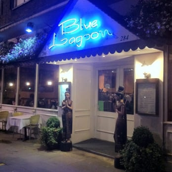 Blue Lagoon Thai Restaurant High Street Kensington