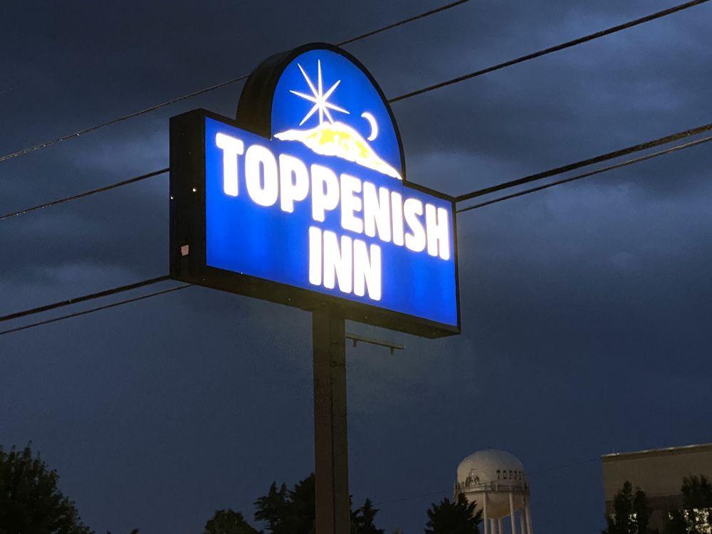 Toppenish Inn: 504 S Elm St, Toppenish, WA
