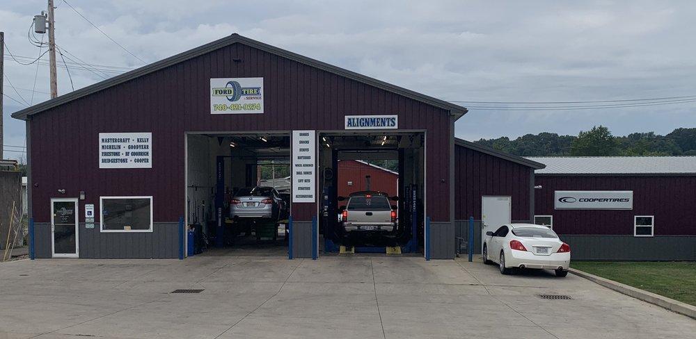 Ford Tire & Service: 424 Steubenville Ave, Cambridge, OH