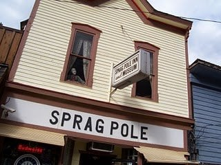 Sprag Pole Steak and Rib House: 6353 Prichard Creek Rd, Wallace, ID