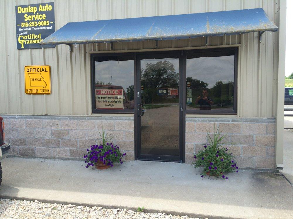 Dunlap Automotive Service: 11230 State Rte FF Hwy, Agency, MO