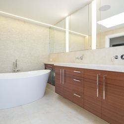 Photo Of North Bay Construction San Francisco Ca United States Remodeled Bathroom