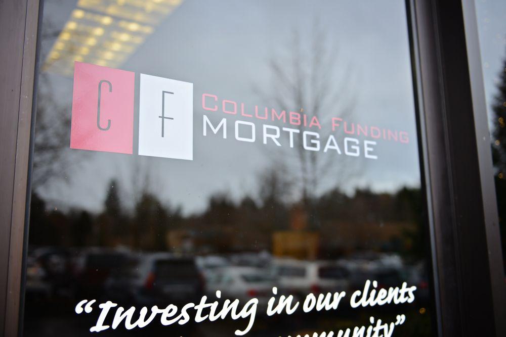 Columbia Funding Mortgage