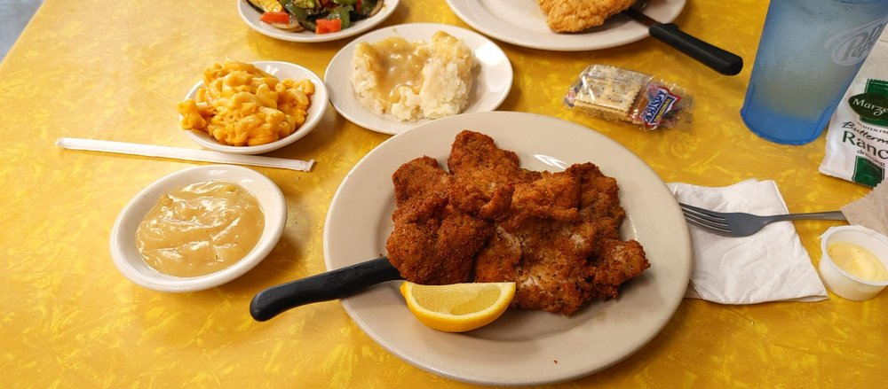 Fork And Finger Restaurant: 232 2nd St, Portsmouth, OH