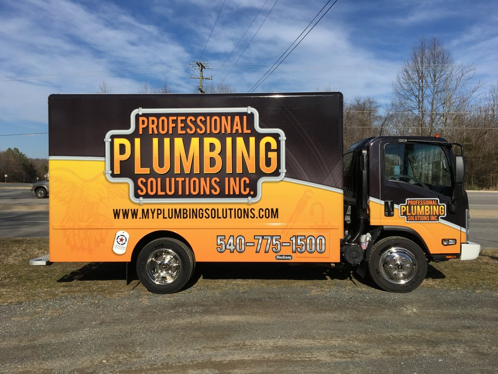 Professional Plumbing Solutions: 10176 Kings Hwy, King George, VA