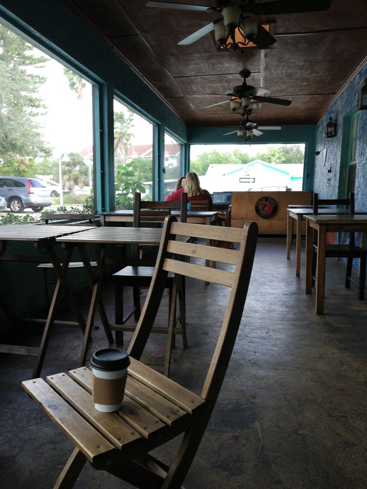Indian Shores Coffee Company: 19221 Gulf Blvd, Indian Rocks Beach, FL