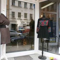 Garderobe second hand friperies v tements vintage et for Garderobe leipzig