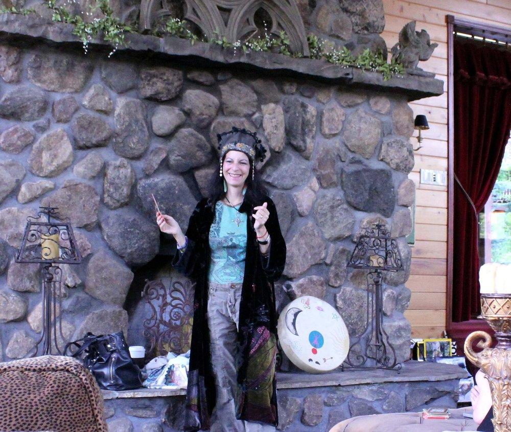 Workshops in Tarot astrology Numerology Women's spirituality