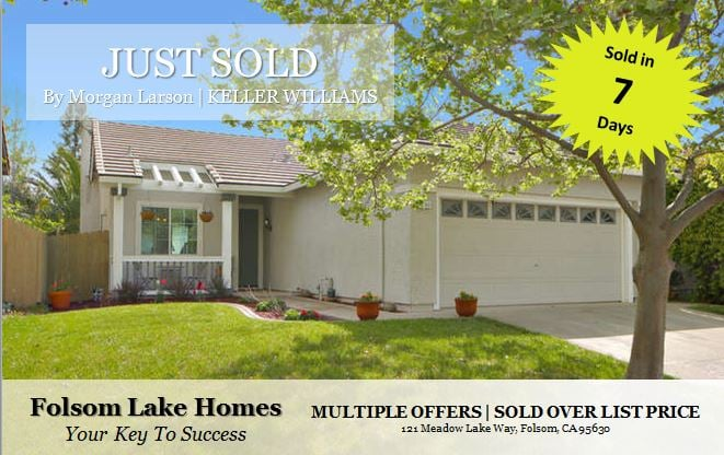 Larson Montgomery Real Estate Team - Keller Williams Realty | 2295 Iron Point Rd, Folsom, CA, 95630 | +1 (530) 350-6335