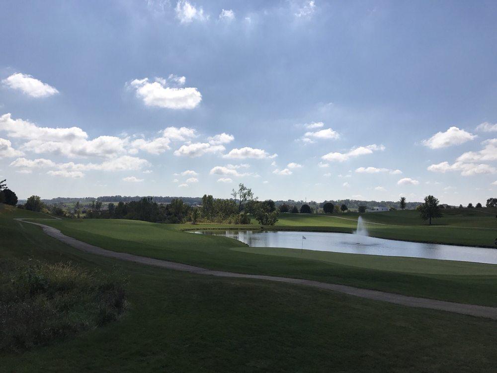Meadows Golf Course: 15730 Asbury Rd, Dubuque, IA