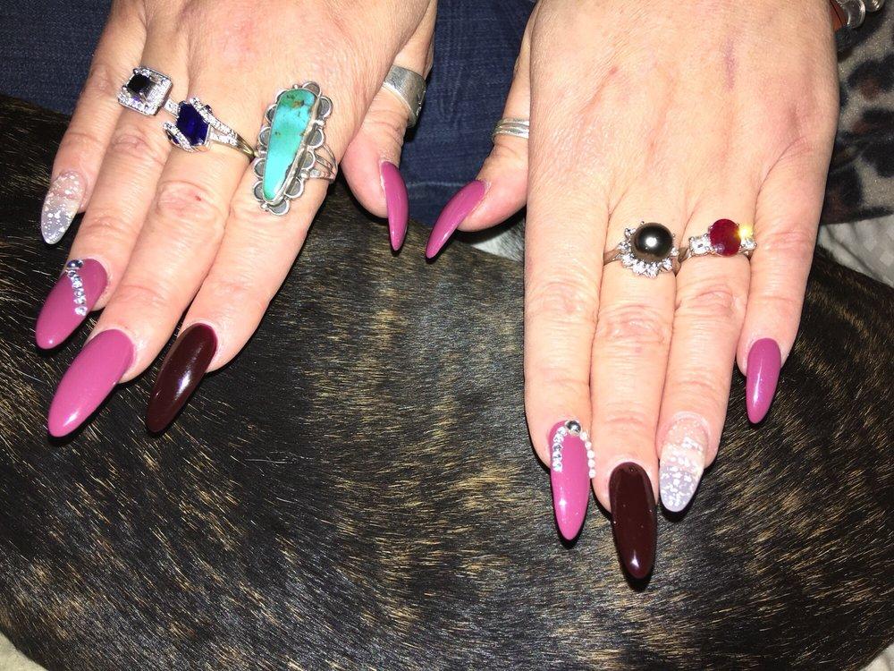 Hollywood Nails: 4101 Tates Creek Centre Dr, Lexington, KY