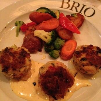 Brio Crab Cakes