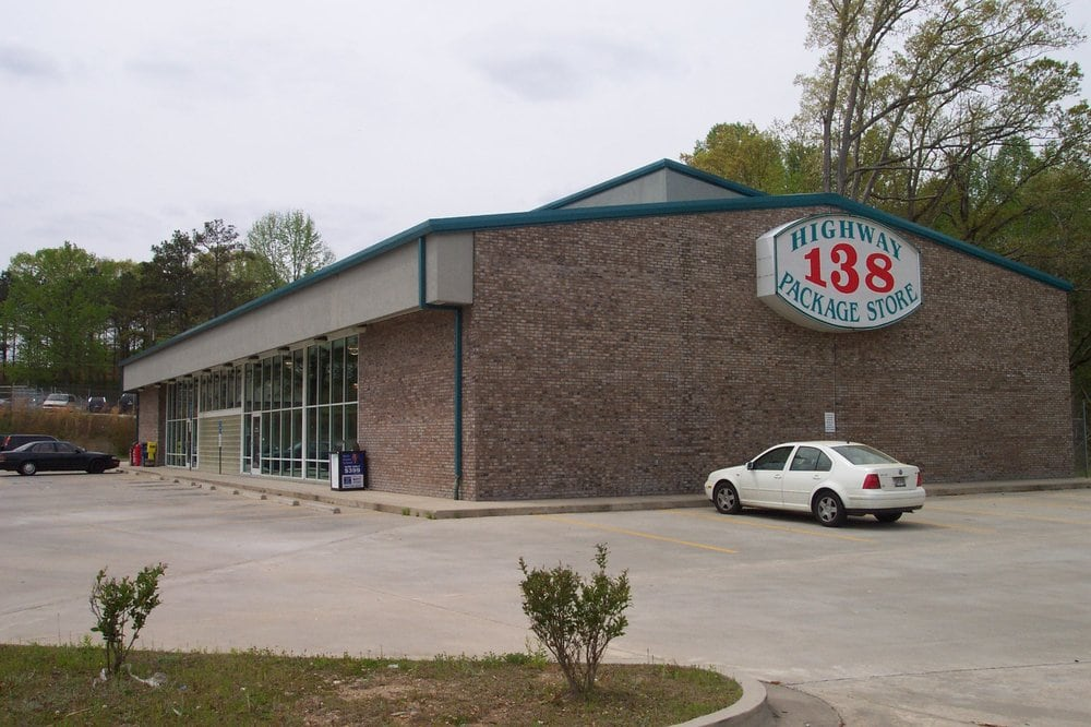 Social Spots from Highway 138 Package Store