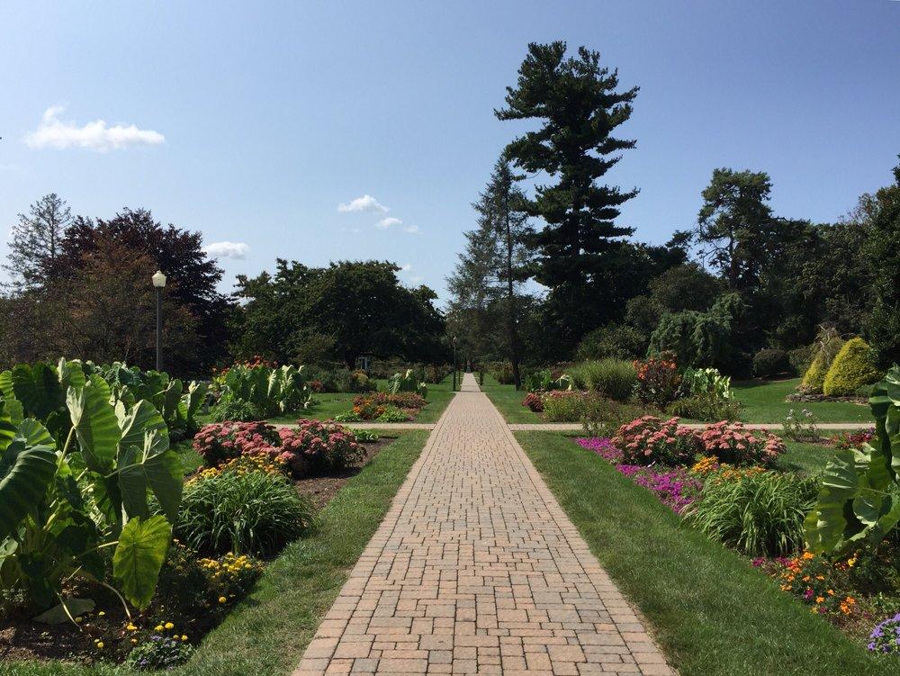 Allentown Rose Gardens: 3000 Parkway Blvd, Allentown, PA