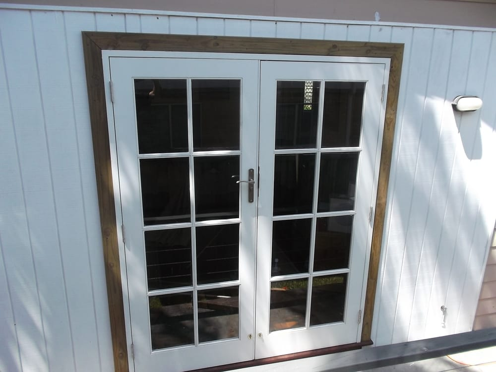 Acacia Ridge French Doors With Rebated Flush Bolts And Mortice Lock