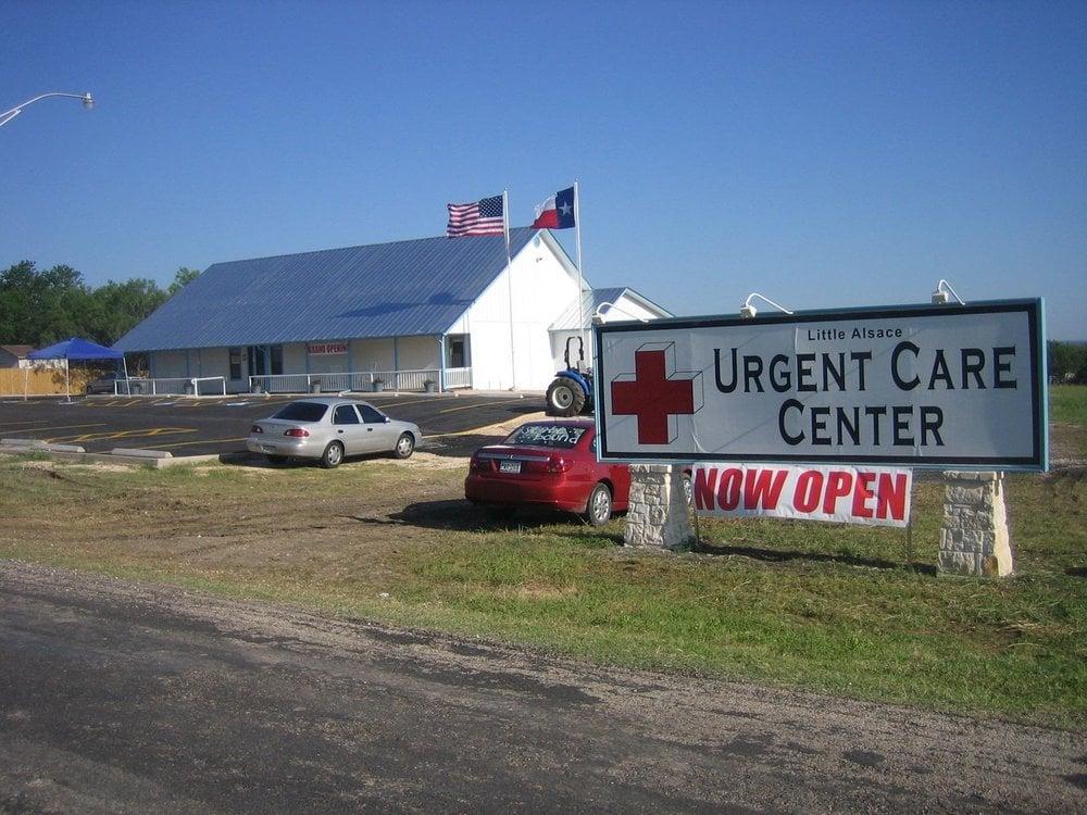 Little Alsace Urgent Care Center: 1501 Houston St, Castroville, TX