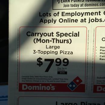 Dominos Pizza Pizza 401 Parker St Gardner Ma Restaurant