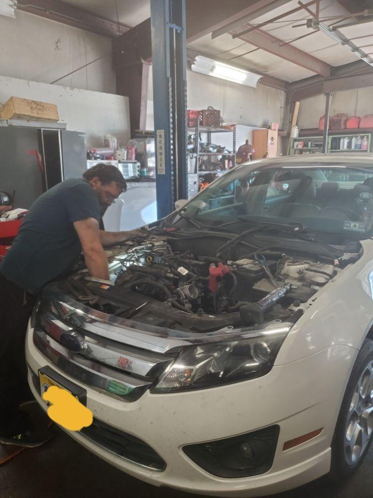 Pops Auto Service: 577B Brass Castle Rd, Oxford, NJ