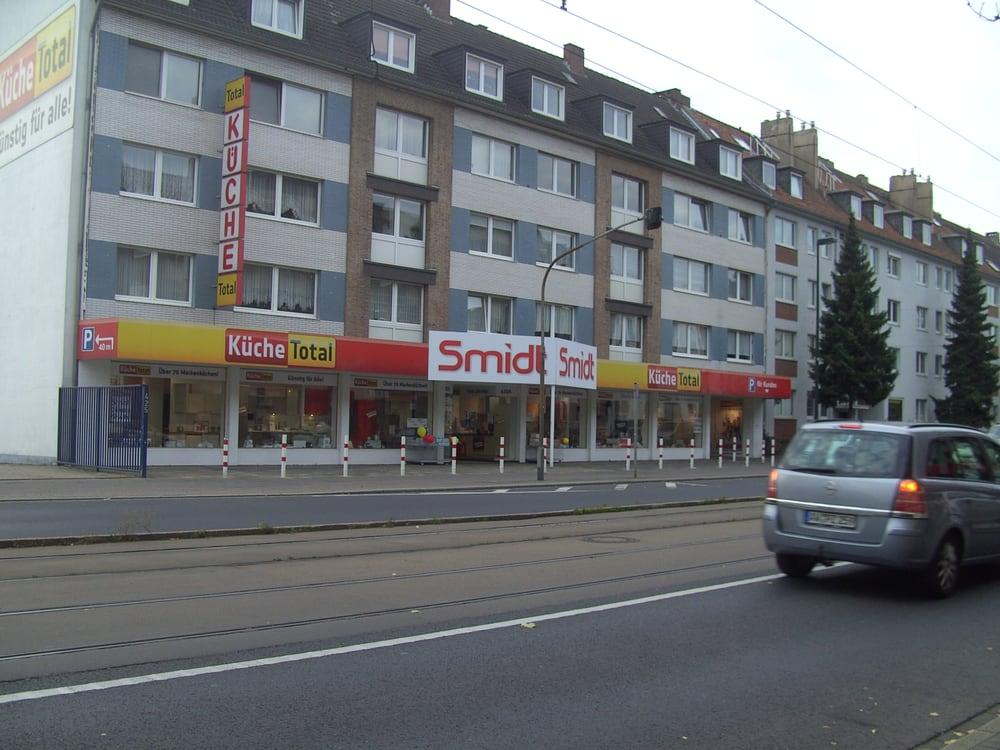 smidt küchen total - bad & küche - kölner landstr. 423, holthausen