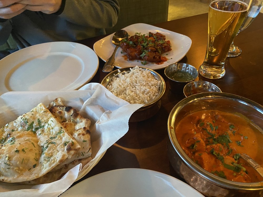 Indian Clay Oven Bar And Grill: 510 E Main Ave, Bismarck, ND