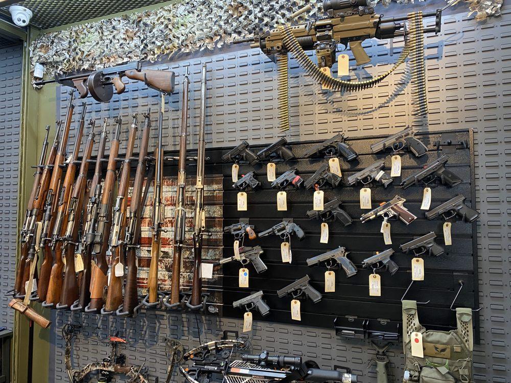Equilibrium Firearms: 283 Willis Ave, Mineola, NY