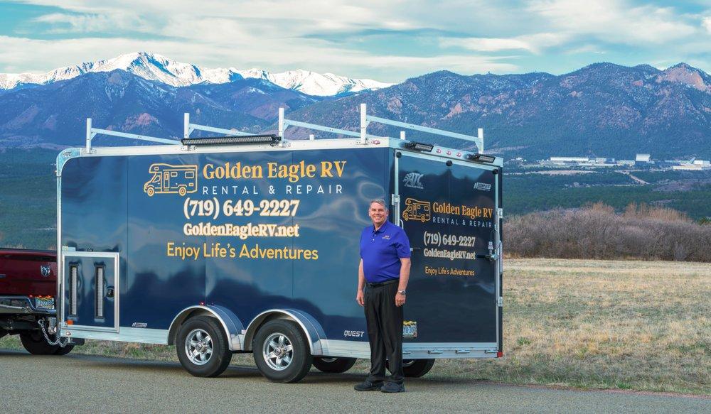 Golden Eagle RV: Monument, CO