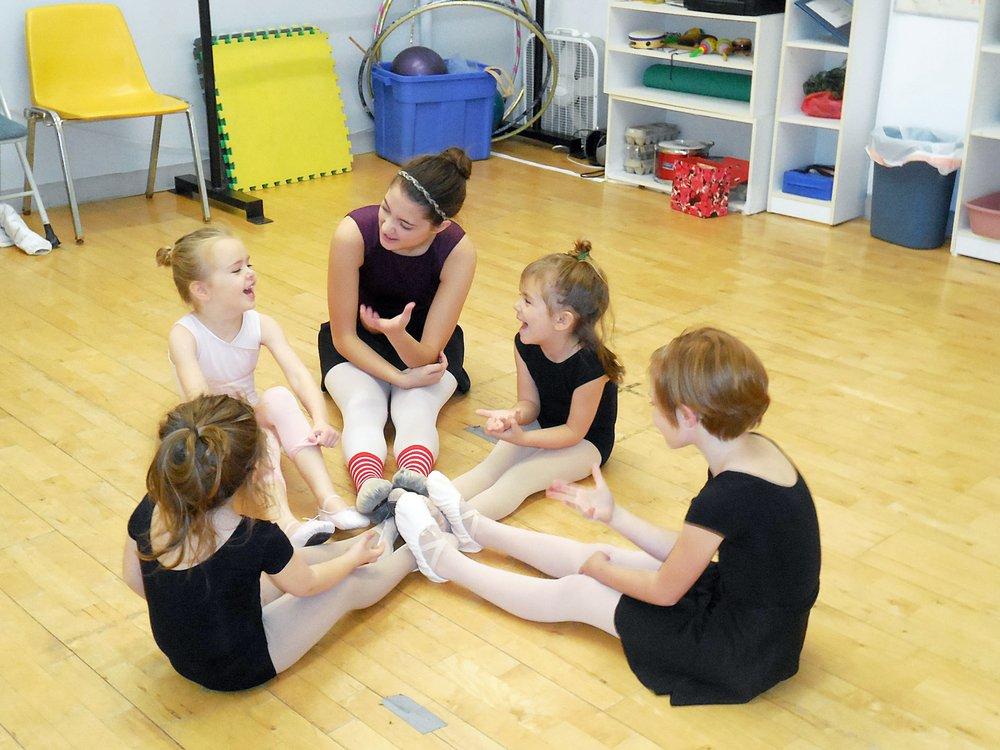 Lisa Taylor Academy Of Ballet & Dance Arts: 97 N Park Ave, Buffalo, NY