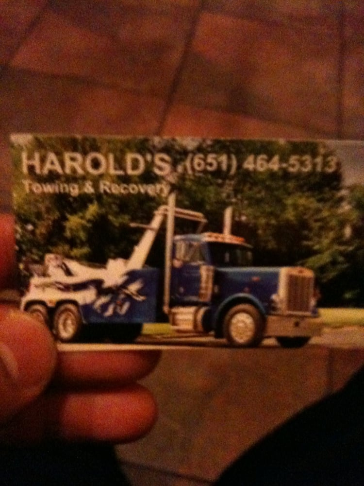 Towing business in Forest Lake, MN